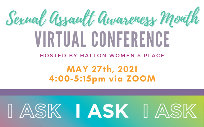 I ASK: Virtual Sexual Assault Awareness Month Conference