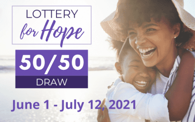50/50 Lottery for Hope