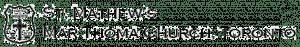 st mathew's mar thoma church logo